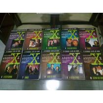 Livros Arquivo X A Verdade Esta La Fora. 1 Ao 10 Original