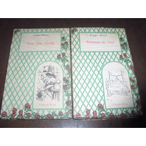 5 Livros Coleção Rosa Anos 50 Romances Para Moças