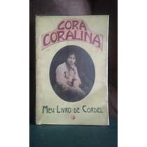 Meu Livro De Cordel - Cora Coralina