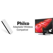Adaptador Wireless Compatível Para Smart Tv Philco