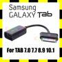 Cabo Adaptador Usb Otg Samsung Galaxy Tab E Note 10.1 N8000