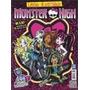 Kits Álbum + 40 Pacotes De Figurinhas Monster High