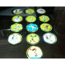 Figurinhas Chapinhas De Ouro E Bionic - (olimpiadas)
