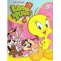 Lote Com 20 Figurinhas Do Álbum Looney Tunes Editora Kromo