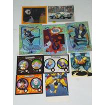 Lote De Figurinhas Diversas X- Man, Carinhosos. Panda Etc