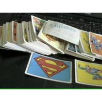 Figurinhas Do Album Super-homem - Editorial Dimensão