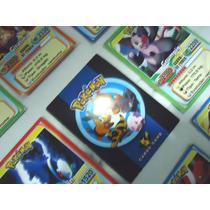 Div - Cards Figurinhas Pokemon - 32 C/ Repetições = 12 E 20