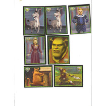 Figurinhas Shrek Para Sempre 2010 - Avulsas Variedades