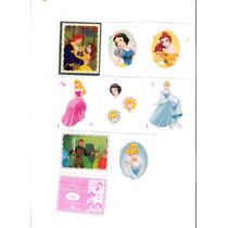Figurinhas Princesas 2006 - Avulsas Brilhantes Comuns