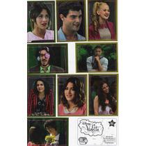 Figurinhas Avulsas Álbum Violeta 02 - Compra Minima 6 Reais