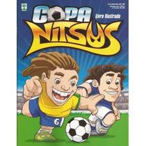 Lote 48 Figurinhas & Copa Nitsus Sem Repetição + Album Vazio