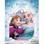 Frozen Uma Aventura Congelante Album + 25 Cards Figurinhas