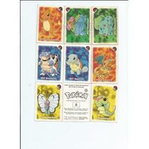 Pokémon-1995-1996-1998 - Nintendo - Compra Minima 6 Reais