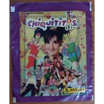 Pacotinho Fechado Figurinha Panini Chiquititas 2008