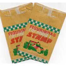 Envelope Lacrado Figur Álbum Stamp Fórmula 1 Preço Unitário