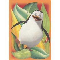 Figurinha Album Madagascar - Editora Panini - A1b