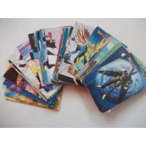 Cards Dragon Ball Z Lote Com 51 Cards Em Bom Estado