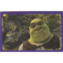 Figurinha Álbum Shrek 2 - Editora Panini - A1b