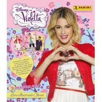 Violetta 3ª 2015 - Figurinhas Avulsas Vendidas Por Undiade