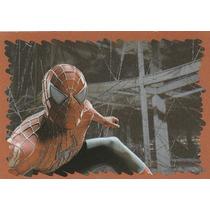 Figurinha Album Spider-man 3 - Editora Panini - A1b