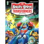 Album Vazio Angry Birds Transformers + 50 Figurinhas