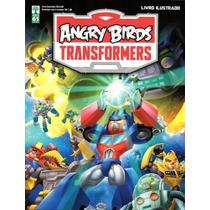 Angry Birds Transformers Figurinhas Avulsas