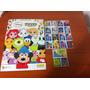 Album Gogos Disney - Completo (224 Figuras Panini E Claro)