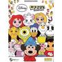Álbum Gogos Disney Panini Oficial Vazio