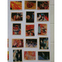 Figurinhas Do Álbum Os Cavaleiros Do Zodíaco O Filme 1995