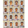 16 Figurinhas - Campeonato Brasileiro 2010 - Avaí