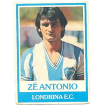 *sll* Ping Pong Futebol Card N. 323 - Zé Antonio - Londrina