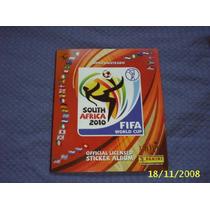 25 Figurinhas - Copa Do Mundo 2010 - R$ 10 - Tenho Q/ Todas