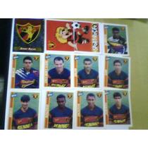 Figurinhas Brasileiro 1997 Sport Recife Completo Tops