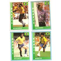 Cards Copa 94 - 265 Cards Sem Repetições - Impecáveis