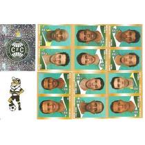 08 Figurinhas - Campeonato Brasileiro 2010 - Coritiba