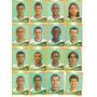 16 Figurinhas - Campeonato Brasileiro 2010 - Goiás