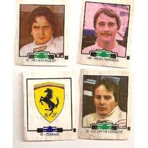 Figurinhas Ping Pong 82 - Formula 1