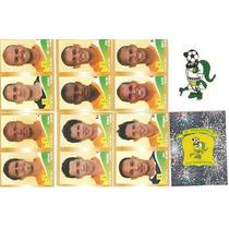 08 Figurinhas - Campeonato Brasileiro 2010 - Brasiliense