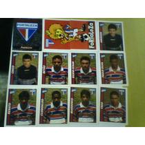 Figurinhas Brasileiro 1997 Fortaleza Completo Tops