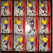Cards Cocacola Selecao Brasileira Futebol -copa America 1997