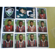 Figurinhas Brasileiro 1997 Fluminense Completo Tops