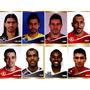 Figurinhas Campeonato Brasileiro 2010