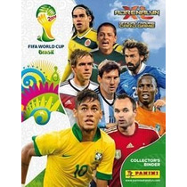 Adrenalyn Copa 2014 50 Cards Sem Repetições Frete Gratis