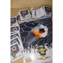 Lote 200 Figurinhas S/ Repetição Campeonato Brasileiro 2013
