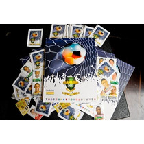 Envelope Lacrado Álbum Figurinhas Campeonato Brasileiro 2013