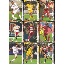 Mls 2009 Upper Deck Coleção Completa Cards Figurinhas Usa