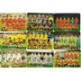 1994 Coleção Completa 24 Cards Seleções Raro Futebol