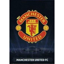 Cards Champions League 2013/14 Logo Escudo Manchester United