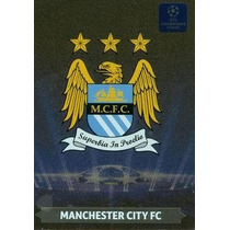 Cards Champions League 2013/14 Logo Escudo Manchester City