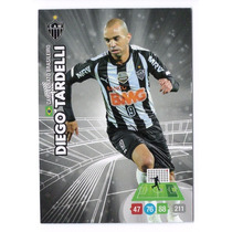 Cards Adrenalyn Brasileiro 2014 - Base Atlético Mg Tardelli